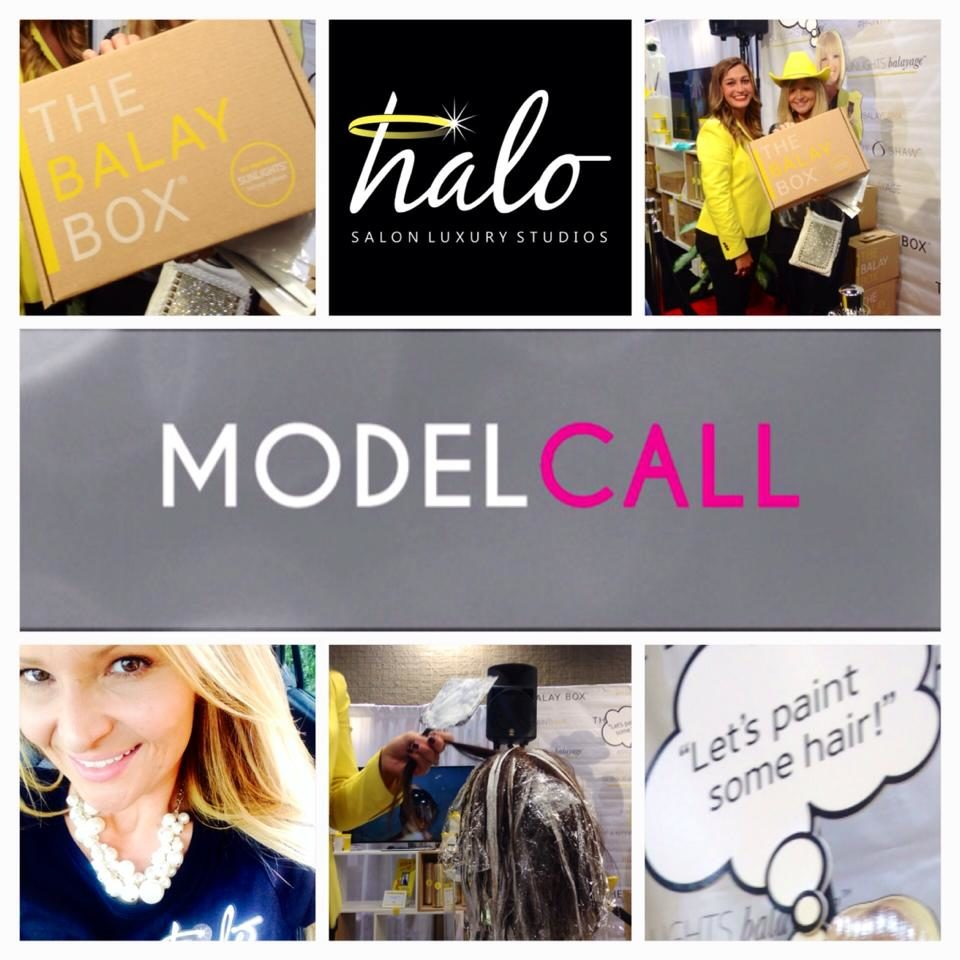 Model Call lets Paint some Hair